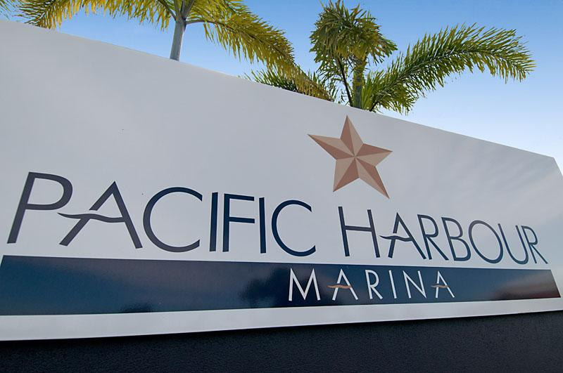 Pacific harbour Marina